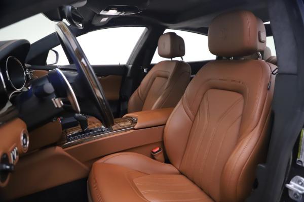 Used 2018 Maserati Quattroporte S Q4 GranLusso for sale $65,900 at Aston Martin of Greenwich in Greenwich CT 06830 14