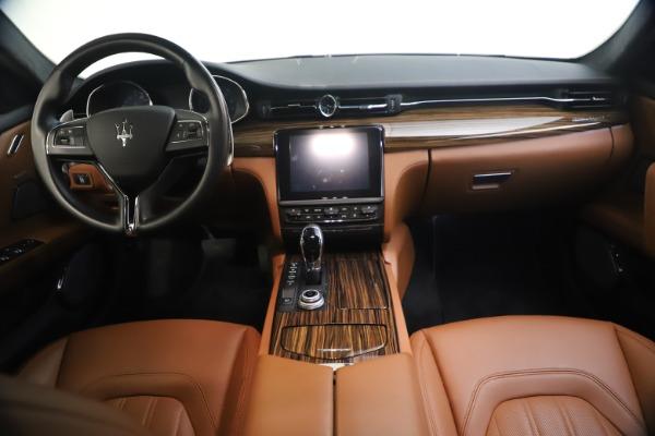 Used 2018 Maserati Quattroporte S Q4 GranLusso for sale $65,900 at Aston Martin of Greenwich in Greenwich CT 06830 27