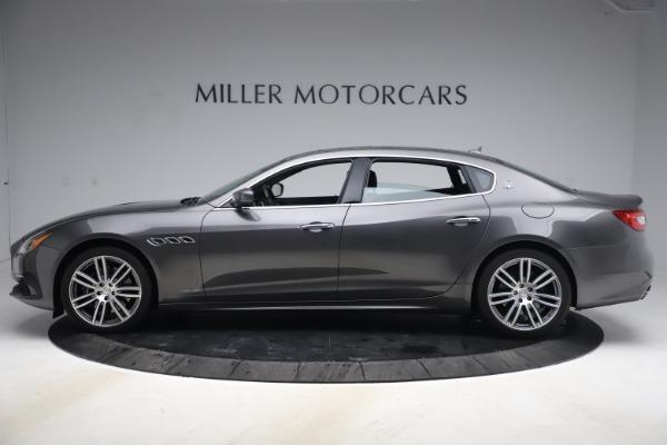 Used 2018 Maserati Quattroporte S Q4 GranLusso for sale $65,900 at Aston Martin of Greenwich in Greenwich CT 06830 3