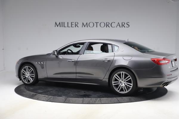 Used 2018 Maserati Quattroporte S Q4 GranLusso for sale $65,900 at Aston Martin of Greenwich in Greenwich CT 06830 4