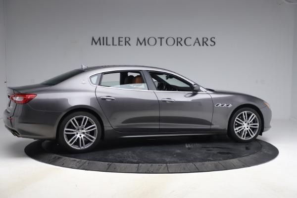 Used 2018 Maserati Quattroporte S Q4 GranLusso for sale $65,900 at Aston Martin of Greenwich in Greenwich CT 06830 8