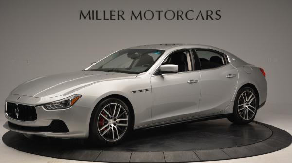New 2016 Maserati Ghibli S Q4 for sale Sold at Aston Martin of Greenwich in Greenwich CT 06830 2