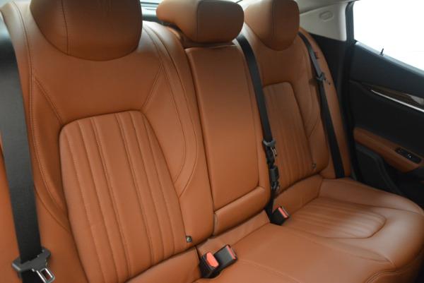 New 2018 Maserati Ghibli S Q4 GranLusso for sale Sold at Aston Martin of Greenwich in Greenwich CT 06830 18