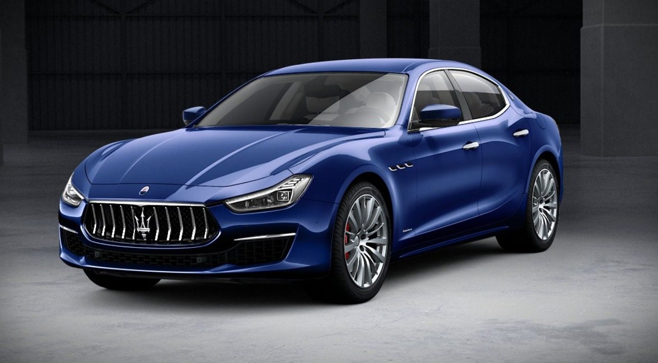 New 2018 Maserati Ghibli S Q4 GranLusso for sale Sold at Aston Martin of Greenwich in Greenwich CT 06830 1