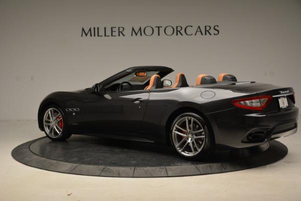 New 2018 Maserati GranTurismo Sport Convertible for sale Sold at Aston Martin of Greenwich in Greenwich CT 06830 16