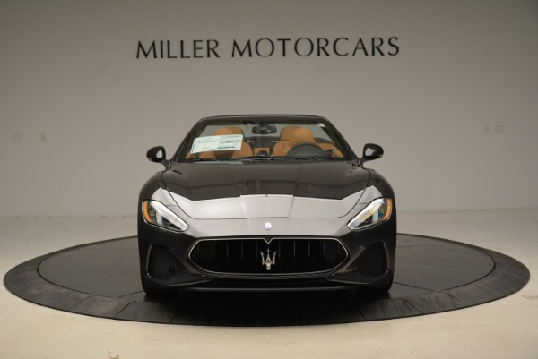 New 2018 Maserati GranTurismo Sport Convertible for sale Sold at Aston Martin of Greenwich in Greenwich CT 06830 24