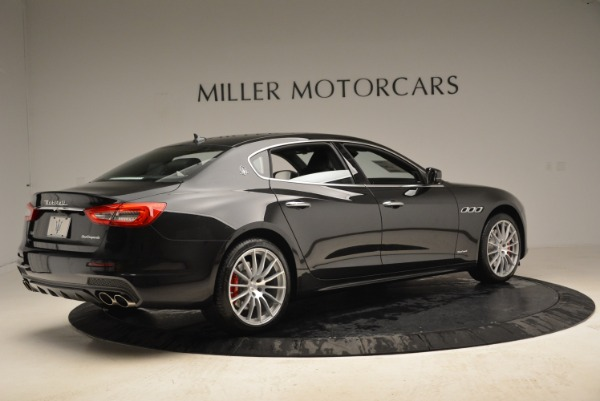 New 2018 Maserati Quattroporte S Q4 Gransport for sale Sold at Aston Martin of Greenwich in Greenwich CT 06830 10