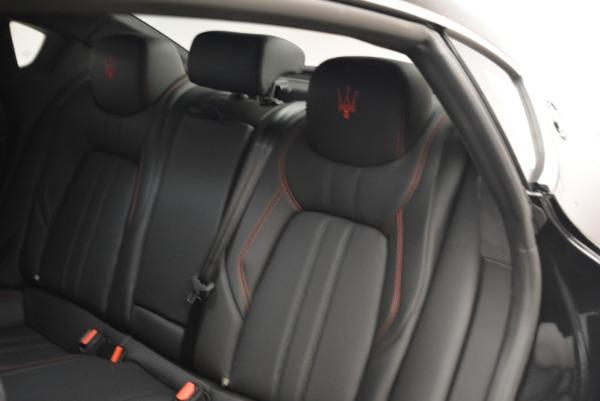 New 2018 Maserati Quattroporte S Q4 Gransport for sale Sold at Aston Martin of Greenwich in Greenwich CT 06830 20