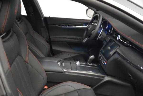 New 2018 Maserati Quattroporte S Q4 Gransport for sale Sold at Aston Martin of Greenwich in Greenwich CT 06830 23