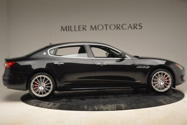 New 2018 Maserati Quattroporte S Q4 Gransport for sale Sold at Aston Martin of Greenwich in Greenwich CT 06830 11
