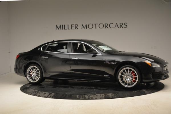 New 2018 Maserati Quattroporte S Q4 Gransport for sale Sold at Aston Martin of Greenwich in Greenwich CT 06830 12