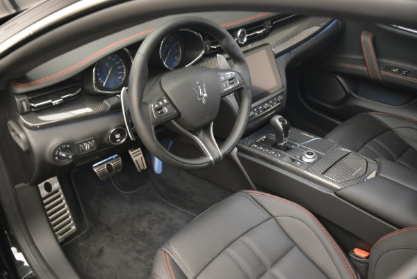 New 2018 Maserati Quattroporte S Q4 Gransport for sale Sold at Aston Martin of Greenwich in Greenwich CT 06830 15