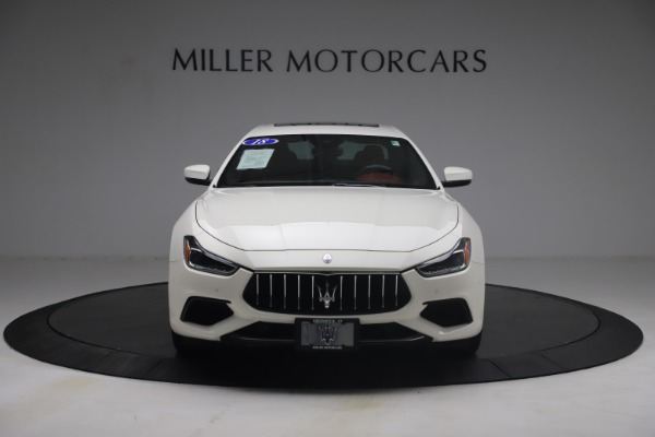 Used 2018 Maserati Ghibli S Q4 GranSport for sale $55,900 at Aston Martin of Greenwich in Greenwich CT 06830 12