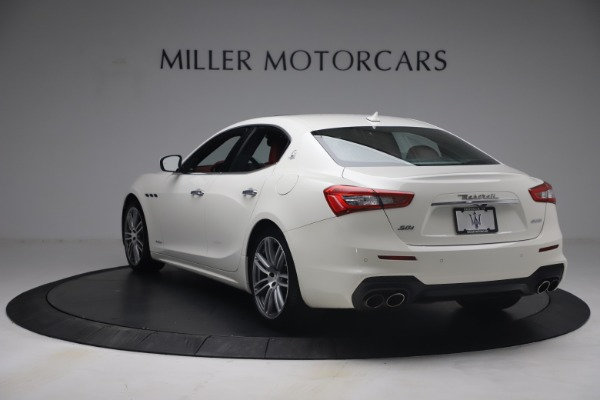 Used 2018 Maserati Ghibli S Q4 GranSport for sale $55,900 at Aston Martin of Greenwich in Greenwich CT 06830 5