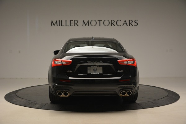 New 2018 Maserati Ghibli S Q4 GranSport for sale Sold at Aston Martin of Greenwich in Greenwich CT 06830 6