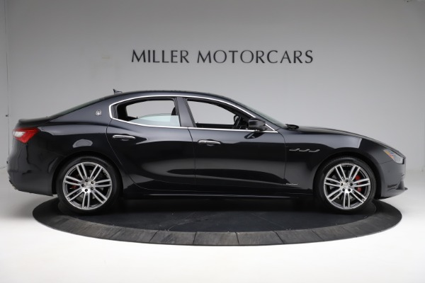 Used 2018 Maserati Ghibli S Q4 Gransport for sale $55,900 at Aston Martin of Greenwich in Greenwich CT 06830 10