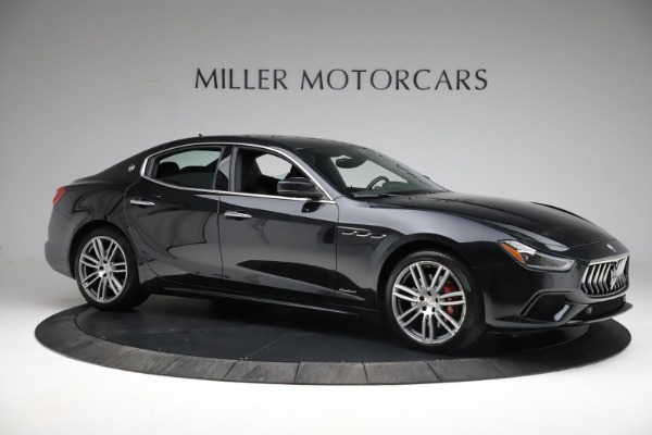 Used 2018 Maserati Ghibli S Q4 Gransport for sale $55,900 at Aston Martin of Greenwich in Greenwich CT 06830 11