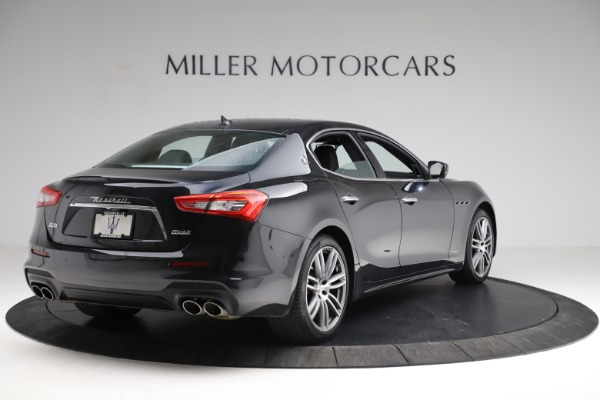 Used 2018 Maserati Ghibli S Q4 Gransport for sale $55,900 at Aston Martin of Greenwich in Greenwich CT 06830 8