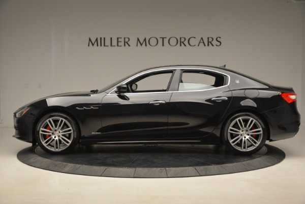 New 2018 Maserati Ghibli S Q4 Gransport for sale Sold at Aston Martin of Greenwich in Greenwich CT 06830 3