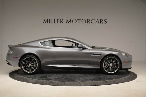 Used 2015 Aston Martin DB9 for sale Sold at Aston Martin of Greenwich in Greenwich CT 06830 9