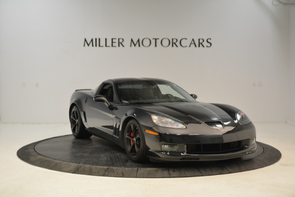 Used 2012 Chevrolet Corvette Z16 Grand Sport for sale Sold at Aston Martin of Greenwich in Greenwich CT 06830 11