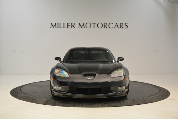 Used 2012 Chevrolet Corvette Z16 Grand Sport for sale Sold at Aston Martin of Greenwich in Greenwich CT 06830 12