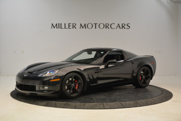 Used 2012 Chevrolet Corvette Z16 Grand Sport for sale Sold at Aston Martin of Greenwich in Greenwich CT 06830 2