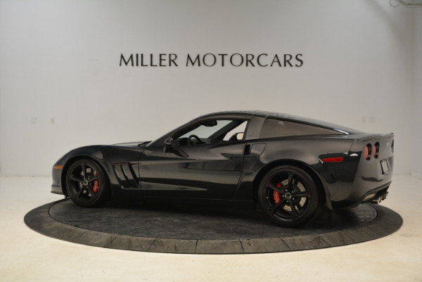 Used 2012 Chevrolet Corvette Z16 Grand Sport for sale Sold at Aston Martin of Greenwich in Greenwich CT 06830 4