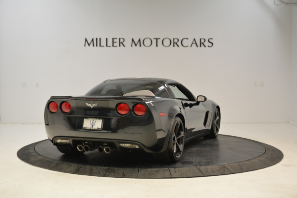 Used 2012 Chevrolet Corvette Z16 Grand Sport for sale Sold at Aston Martin of Greenwich in Greenwich CT 06830 7