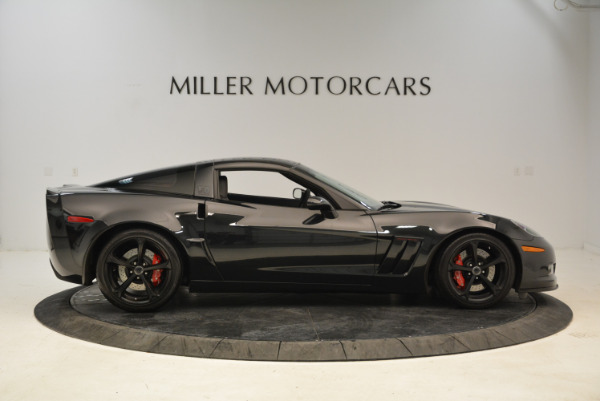 Used 2012 Chevrolet Corvette Z16 Grand Sport for sale Sold at Aston Martin of Greenwich in Greenwich CT 06830 9