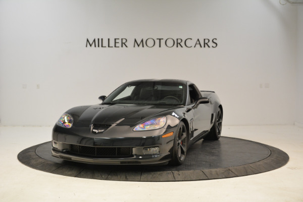 Used 2012 Chevrolet Corvette Z16 Grand Sport for sale Sold at Aston Martin of Greenwich in Greenwich CT 06830 1