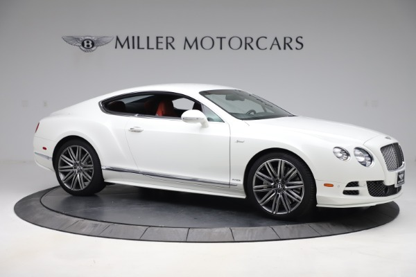 Used 2015 Bentley Continental GT Speed for sale $109,900 at Aston Martin of Greenwich in Greenwich CT 06830 10