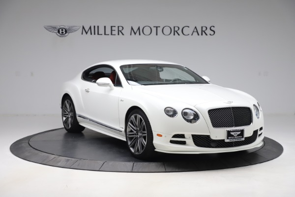 Used 2015 Bentley Continental GT Speed for sale $109,900 at Aston Martin of Greenwich in Greenwich CT 06830 11