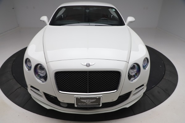 Used 2015 Bentley Continental GT Speed for sale $109,900 at Aston Martin of Greenwich in Greenwich CT 06830 13