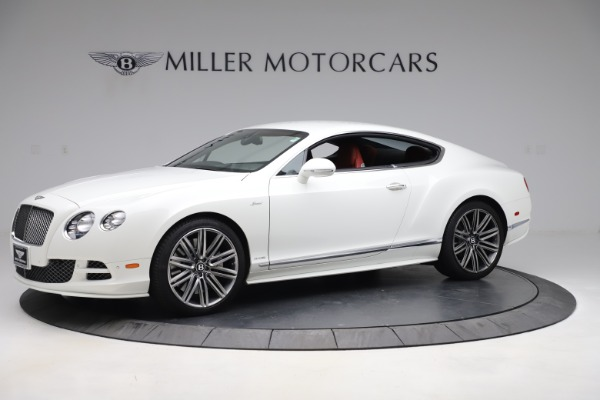 Used 2015 Bentley Continental GT Speed for sale $109,900 at Aston Martin of Greenwich in Greenwich CT 06830 2