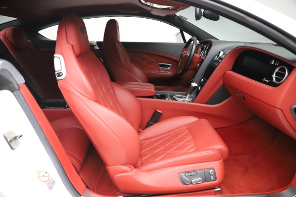 Used 2015 Bentley Continental GT Speed for sale Sold at Aston Martin of Greenwich in Greenwich CT 06830 22