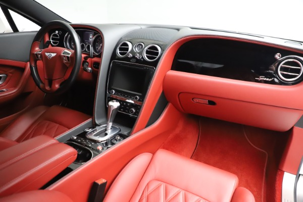 Used 2015 Bentley Continental GT Speed for sale Sold at Aston Martin of Greenwich in Greenwich CT 06830 25