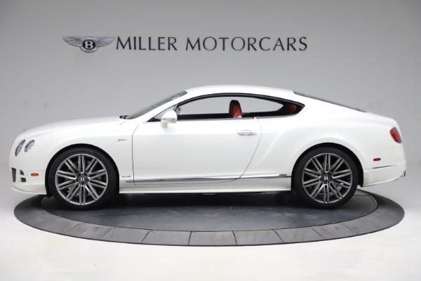 Used 2015 Bentley Continental GT Speed for sale $109,900 at Aston Martin of Greenwich in Greenwich CT 06830 3