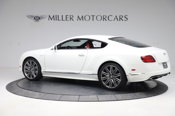 Used 2015 Bentley Continental GT Speed for sale $109,900 at Aston Martin of Greenwich in Greenwich CT 06830 4