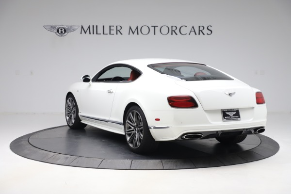 Used 2015 Bentley Continental GT Speed for sale $109,900 at Aston Martin of Greenwich in Greenwich CT 06830 5
