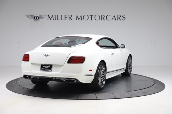Used 2015 Bentley Continental GT Speed for sale $109,900 at Aston Martin of Greenwich in Greenwich CT 06830 7