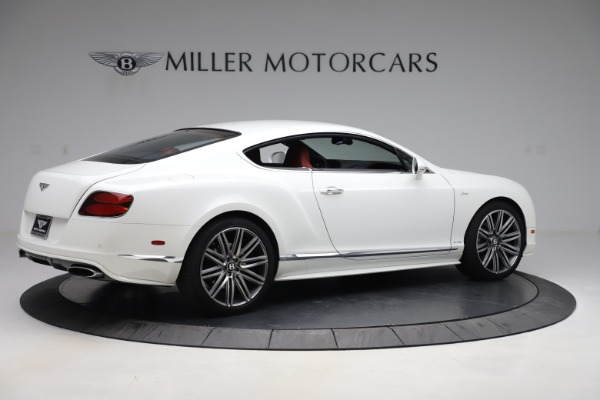 Used 2015 Bentley Continental GT Speed for sale $109,900 at Aston Martin of Greenwich in Greenwich CT 06830 8