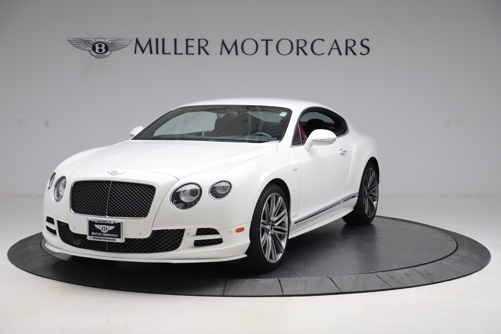 Used 2015 Bentley Continental GT Speed for sale $109,900 at Aston Martin of Greenwich in Greenwich CT 06830 1