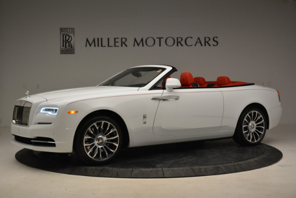 New 2018 Rolls-Royce Dawn for sale Sold at Aston Martin of Greenwich in Greenwich CT 06830 2