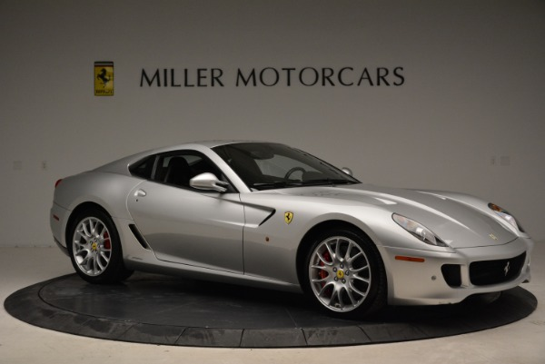 Used 2010 Ferrari 599 GTB Fiorano for sale Sold at Aston Martin of Greenwich in Greenwich CT 06830 10