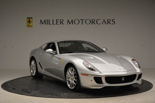 Used 2010 Ferrari 599 GTB Fiorano for sale Sold at Aston Martin of Greenwich in Greenwich CT 06830 11