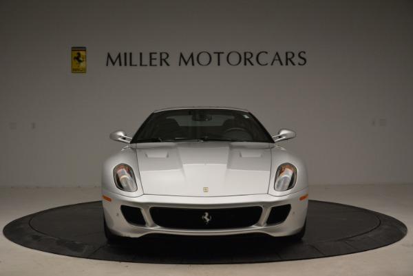 Used 2010 Ferrari 599 GTB Fiorano for sale Sold at Aston Martin of Greenwich in Greenwich CT 06830 12