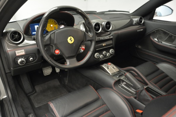 Used 2010 Ferrari 599 GTB Fiorano for sale Sold at Aston Martin of Greenwich in Greenwich CT 06830 13