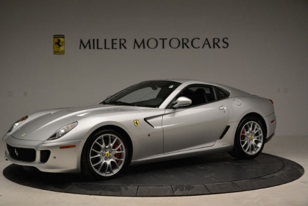 Used 2010 Ferrari 599 GTB Fiorano for sale Sold at Aston Martin of Greenwich in Greenwich CT 06830 2