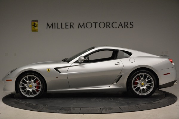 Used 2010 Ferrari 599 GTB Fiorano for sale Sold at Aston Martin of Greenwich in Greenwich CT 06830 3
